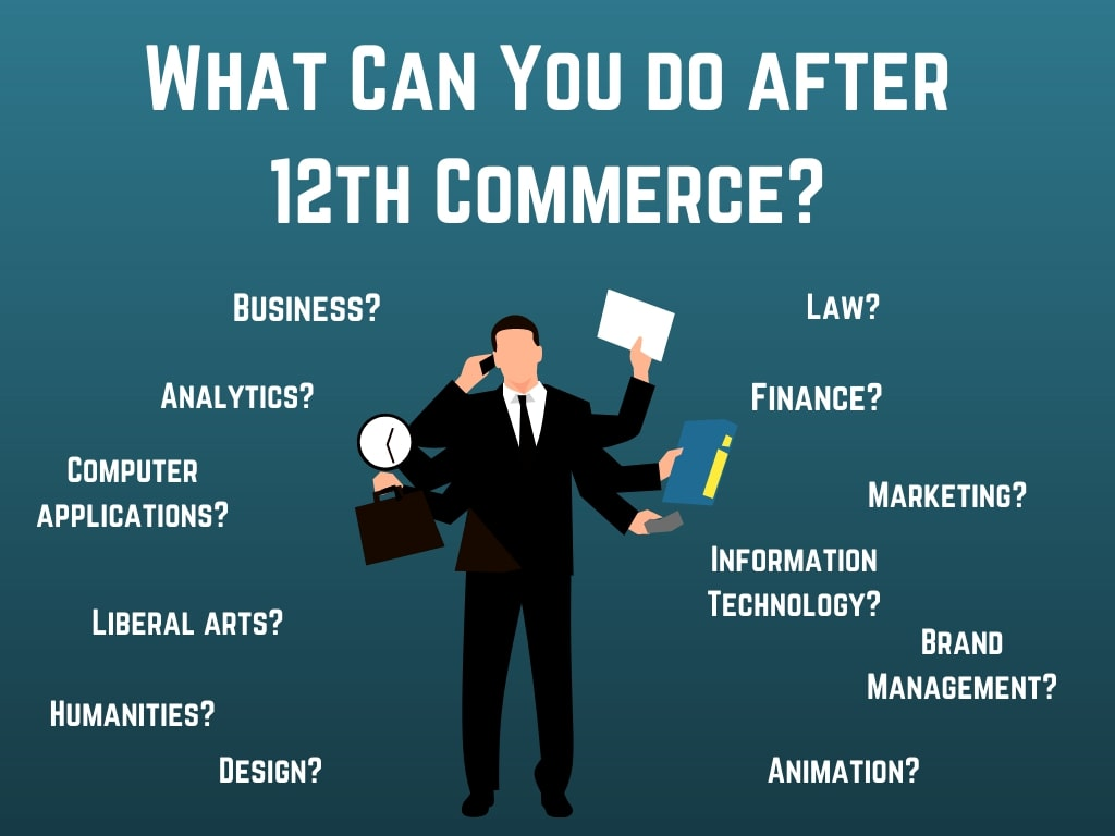 Career Options After Class 12th Commerce