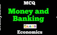 MCQ of Money and Banking